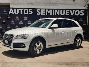 Audi Q5 2.0L T FSI Trendy usado (2016) color Blanco Ibis precio $379,000