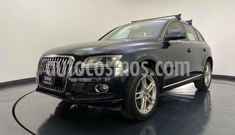Audi Q5 2.0L T FSI Luxury usado (2014) color Azul precio $319,999