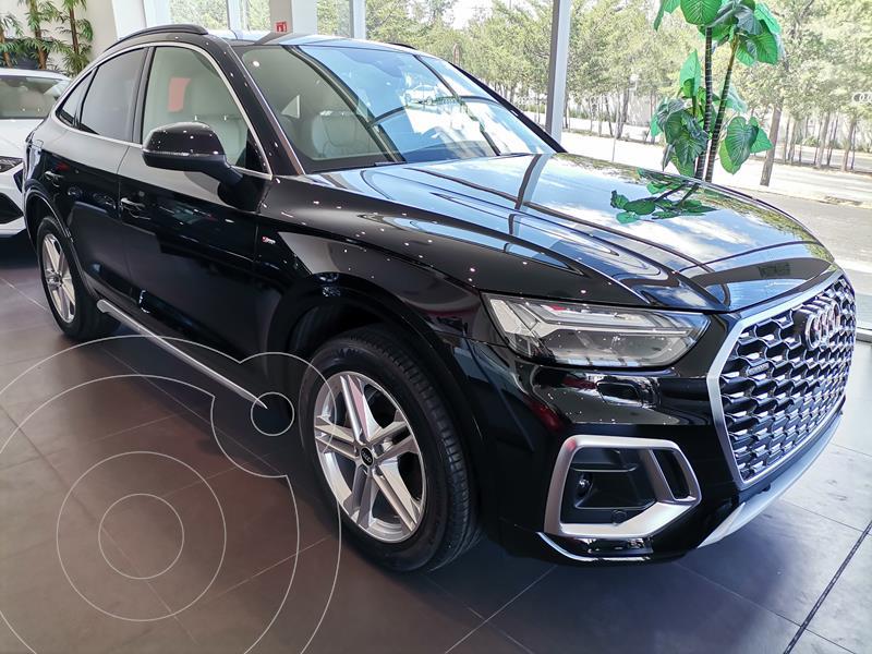 Foto Audi Q5 SB 45 TFSI S Line nuevo color Negro precio $1,217,300