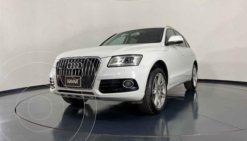 Foto Audi Q5 2.0L T FSI Elite usado (2014) color Blanco precio $327,999