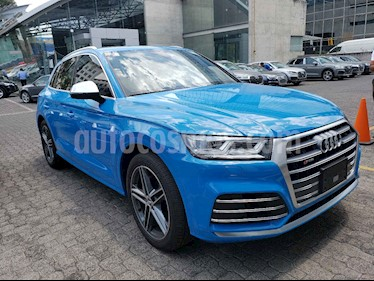 Foto venta Auto usado Audi Q5 SQ5 3.0L T (354 hp) (2019) color Azul precio $980,000