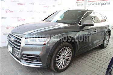 Foto venta Auto usado Audi Q5 SQ5 3.0L T (354 hp) (2018) color Gris precio $830,000