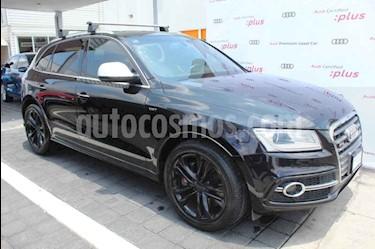 Foto venta Auto usado Audi Q5 SQ5 3.0L T (354 hp) (2015) color Negro precio $470,000