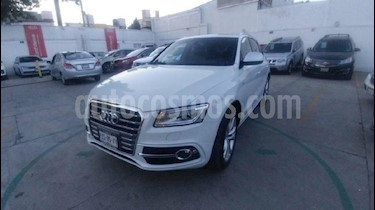 Foto venta Auto Seminuevo Audi Q5 SQ5 3.0L T (354 hp) (2017) color Blanco precio $730,000