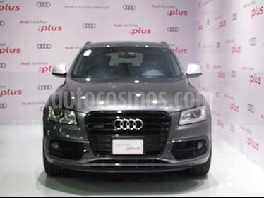 Foto Audi Q5 SQ5 3.0L T FSI (354 hp) usado (2017) color Gris precio $660,000