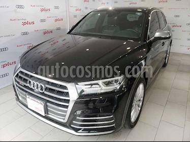 Foto Audi Q5 SQ5 3.0L T FSI (354 hp) usado (2018) color Negro precio $825,000
