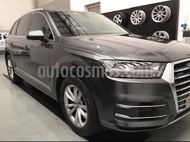 Foto venta Auto usado Audi Q7 3.0 T FSi Quattro Tiptronic (333Cv) (2018) color Gris Grafito precio u$s139.000