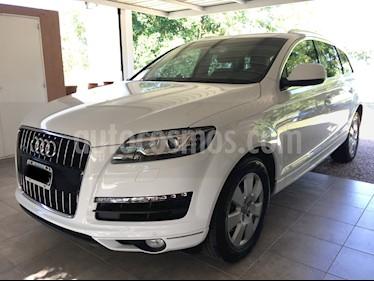 Foto venta Auto usado Audi Q7 3.0 T FSi Quattro Tiptronic (333Cv) (2013) color Blanco Ibis precio u$s47.000
