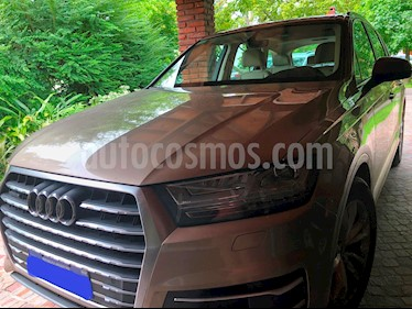 Foto venta Auto Usado Audi Q7 3.0 TDi Quattro Tiptronic (2017) color Beige Metalico precio u$s94.900