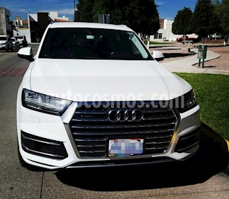 Audi Q7 3.0L TDI Elite (240Hp) usado (2016) color Blanco precio $709,999
