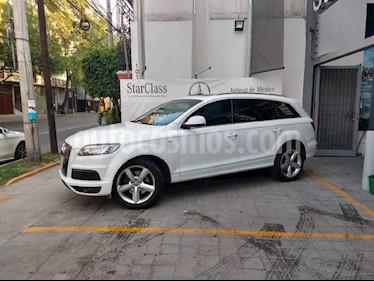 Foto venta Auto usado Audi Q7 3.0L TDI Elite (240Hp) (2015) color Blanco precio $535,000
