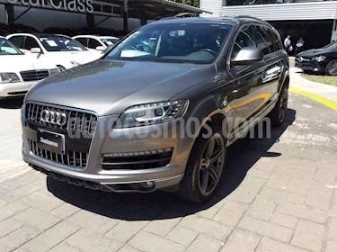Foto Audi Q7 3.0L TFSI Elite (333Hp) usado (2013) color Gris precio $415,000