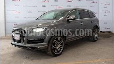 Foto Audi Q7 3.0L TFSI Elite (333Hp) usado (2013) color Gris precio $330,000
