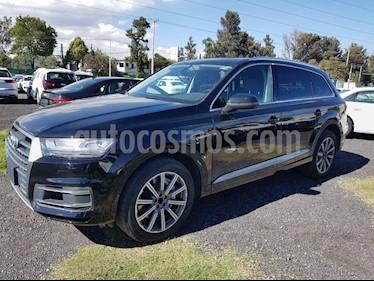 Foto venta Auto Seminuevo Audi Q7 3.0L TFSI Elite (333Hp) (2017) color Negro