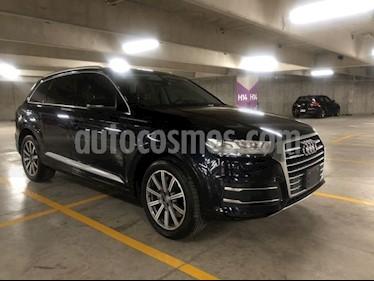Foto venta Auto usado Audi Q7 3.0L TFSI Elite (333Hp) (2017) color Azul precio $835,000