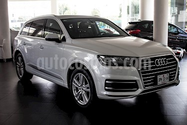 Foto Audi Q7 3.0L TFSI Elite (333Hp) usado (2016) color Blanco precio $649,000