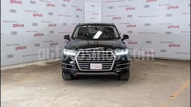 Foto Audi Q7 3.0L TFSI Elite (333Hp) usado (2018) color Negro precio $950,000