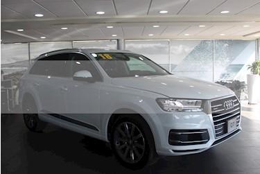 Foto venta Auto usado Audi Q7 3.0L TFSI Elite (333Hp) (2018) color Blanco precio $1,114,500