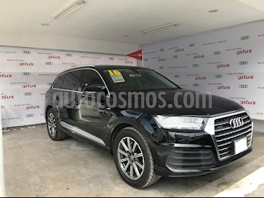 Foto venta Auto usado Audi Q7 3.0L TFSI S Line Quattro (333Hp) (2016) color Negro precio $699,000
