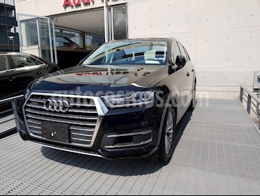 Foto venta Auto usado Audi Q7 3.0L TFSI Select Quattro (333Hp) (2018) color Negro precio $960,000