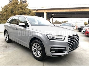 Foto venta Auto usado Audi Q7 3.0L TFSI Select Quattro (333Hp) (2018) color Plata Hielo precio $975,000