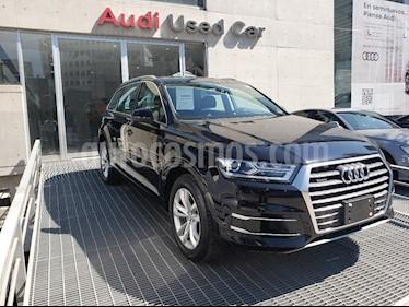 Foto venta Auto usado Audi Q7 3.0L TFSI Select Quattro (333Hp) (2018) color Negro precio $965,000
