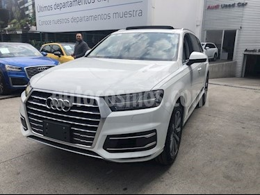 Foto venta Auto usado Audi Q7 3.0T Elite Tiptronic Quattro (333Hp) (2018) color Blanco precio $949,000