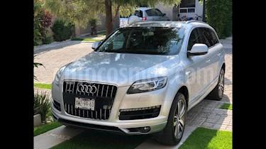 Foto venta Auto usado Audi Q7 3.0T Elite Tiptronic Quattro (333Hp) (2014) color Plata Hielo precio $435,000