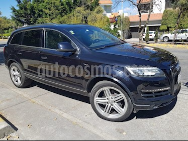 Foto venta Auto usado Audi Q7 3.0T Elite Tiptronic Quattro (333Hp) (2011) color Negro precio $410,000