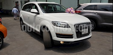 Audi Q7 3.0T Luxury Tiptronic Quattro (340Hp) usado (2013) color Blanco precio $305,000