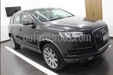Audi Q7 3.0T Luxury Tiptronic Quattro (340Hp) usado (2013) color Gris precio $319,000