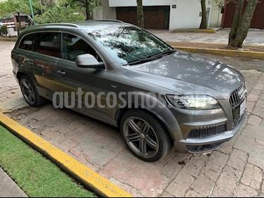 Foto venta Auto usado Audi Q7 3.0T S Line Tiptronic Quattro (333Hp) (2012) color Plata precio $340,000
