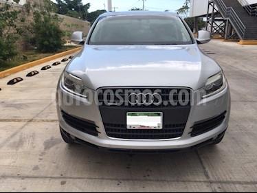 Audi Q7 3.6L FSI Elite (280Hp) usado (2009) color Plata Hielo precio $229,000