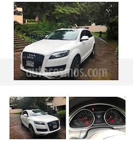 Audi Q7 4.2L TDI Elite (340Hp) usado (2010) color Blanco precio $220,000