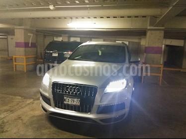 Audi Q7 4.2L TDI Elite (340Hp) usado (2012) color Plata Hielo precio $350,000