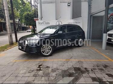 Foto venta Auto usado Audi Q7 4.2L TDI S-Line (340Hp) (2017) color Azul precio $728,900