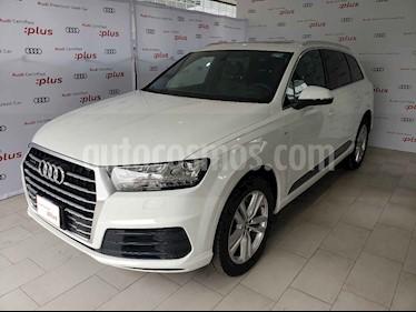 Foto venta Auto usado Audi Q7 4.2L TDI S-Line (340Hp) (2017) color Blanco precio $850,000