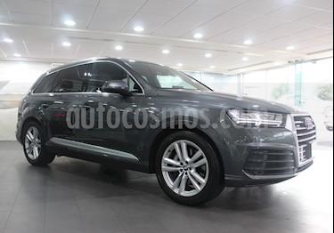 Foto venta Auto usado Audi Q7 55 TFSI S Line (2019) color Gris precio $1,219,000