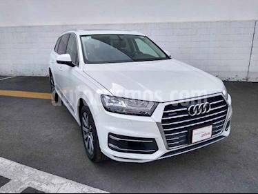 Audi Q7 5p Elite V6/3.0/T Aut usado (2019) color Plata precio $925,001