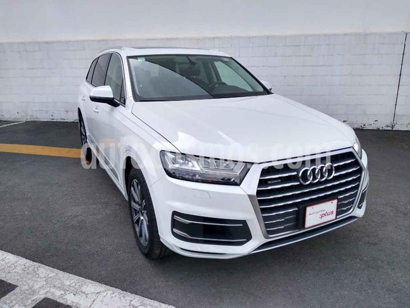 Audi Q7 3.0L TDI Elite (245Hp) usado (2019) color Blanco precio $869,001