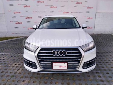 Audi Q7 3.0L TDI Elite (245Hp) usado (2019) color Blanco precio $925,010