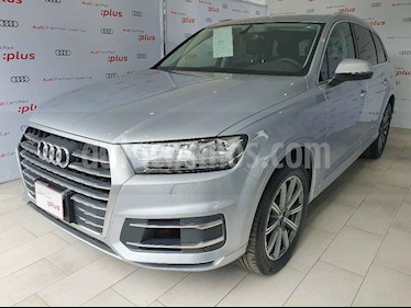 Audi Q7 5p Elite V6/3.0/T Aut usado (2019) color Plata precio $1,075,000