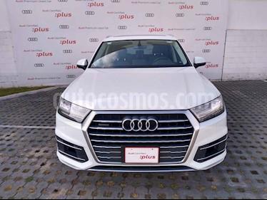 foto Audi Q7 5p Elite V6/3.0/T Aut usado (2019) color Blanco precio $869,010