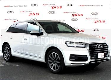 Audi Q7 5p Elite V6/3.0/T Aut usado (2018) color Blanco precio $880,000