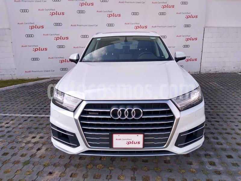 Audi Q7 3.0L TDI Elite (245Hp) usado (2019) color Blanco precio $869,010