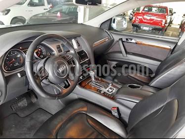 foto Audi Q7 3.0L TFSI Elite (333Hp) usado (2014) color Plata precio $355,000