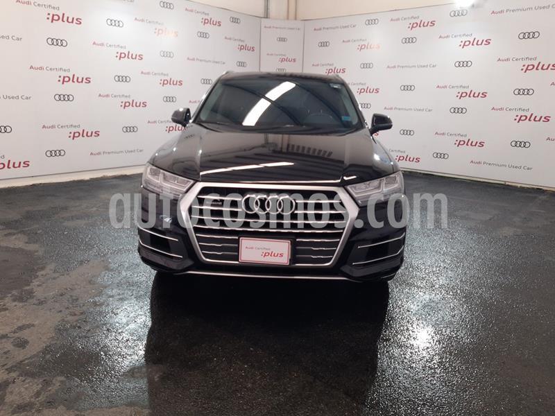 Audi Q7 3.0L TFSI Elite (333Hp) usado (2018) color Negro precio $770,000