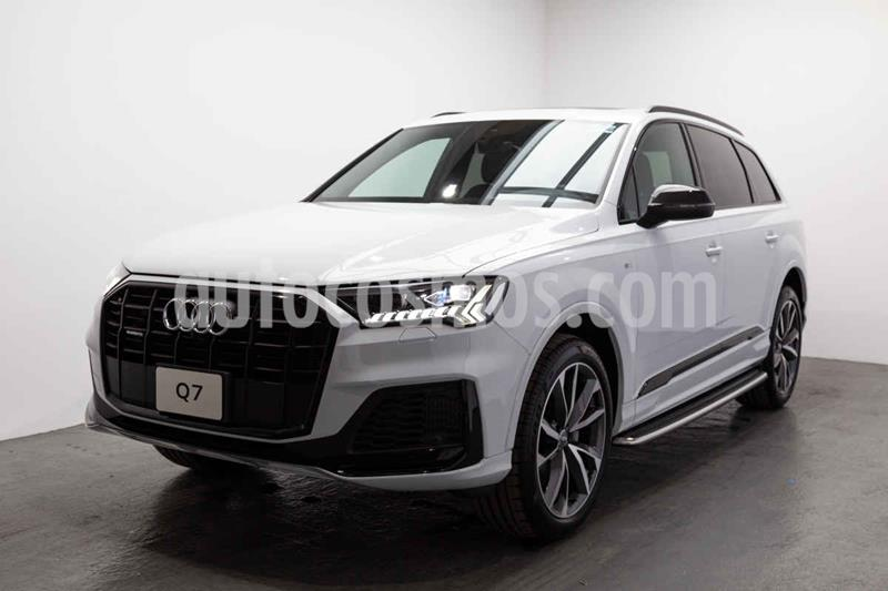 Audi Q7 3.0L TFSI S Line Quattro (333Hp) nuevo color Blanco precio $1,560,900