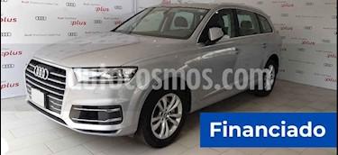 Audi Q7 3.0L TFSI Select Quattro (333Hp) usado (2018) color Plata Hielo precio $437,588