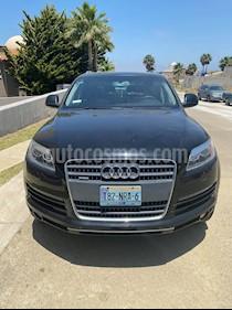 Audi Q7 3.6L FSI Luxury (280Hp) usado (2009) color Negro precio $180,000
